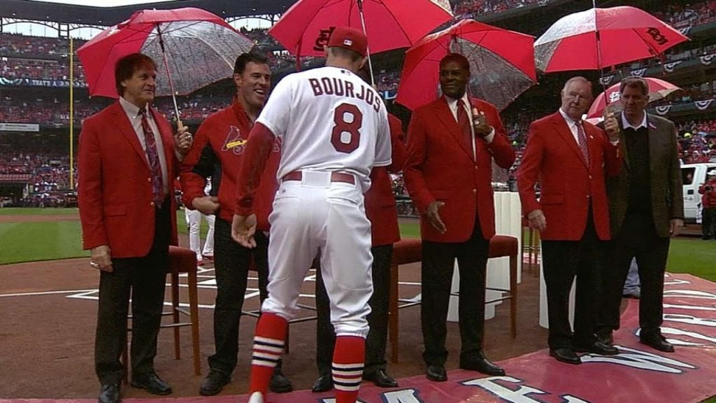 Opening Day for Cardinals