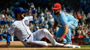 Cardinals and Cubs Battle It Out As Long-Standing Rivalry Continues